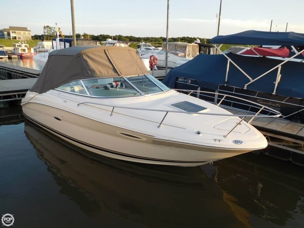 Sea Ray 225 Weekender 2004 Sea Ray 225 Weekender for sale in New Lenox, IL