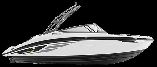 Yamaha 210 FSH DLX