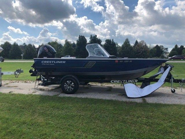 Crestliner Bass Hawk 1750