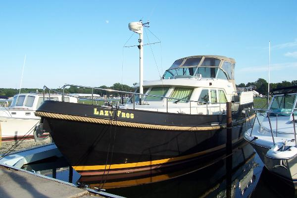 Linssen 430 Grand Sturdy Port Bow