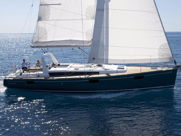 Beneteau Oceanis 48 In-Stock
