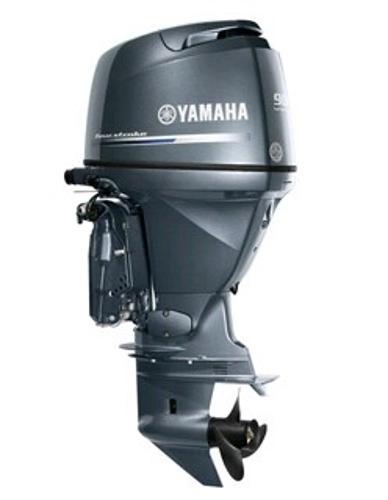 Yamaha Outboards F90XA Engine