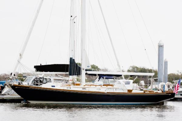 Hinckley Bermuda 40 MKIII Sloop Redemption profile in Charleston, SC