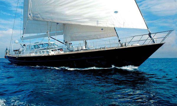 Jongert 3000 DS Jongert 3000ds - sailing