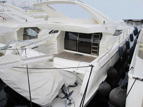 Ferretti 620 Ferretti 620 - Luxury Motor Yacht