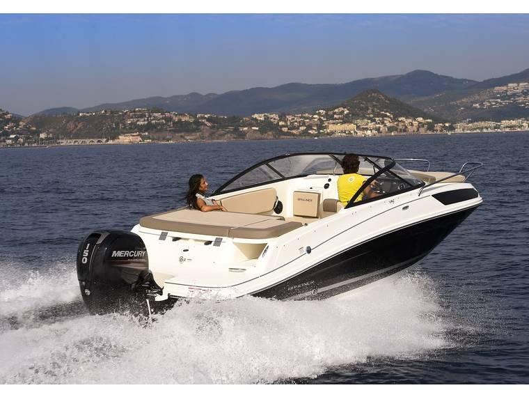 Bayliner Bayliner VR5 Cuddy Outboard