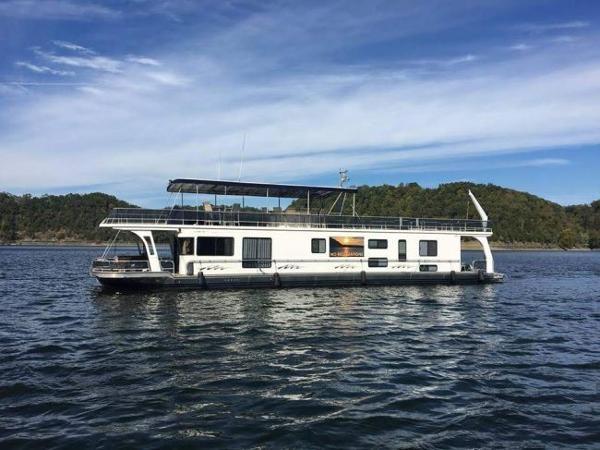 Jamestowner 16 x 80 Houseboat