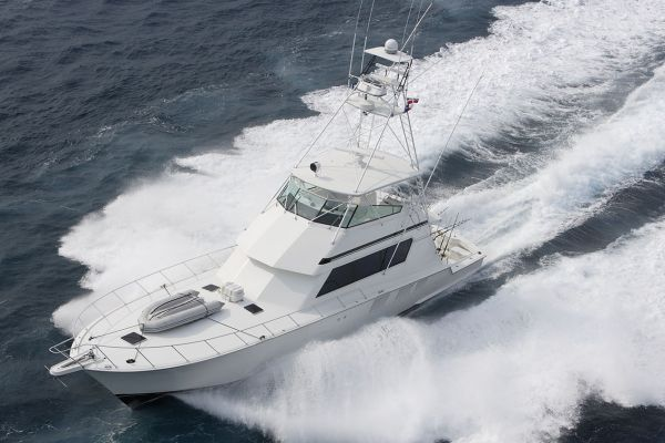Hatteras 65 Convertible Photo 1