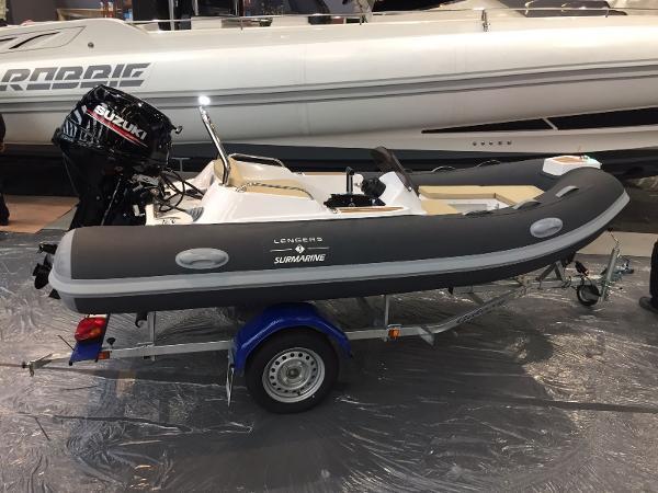 Surmarine ST 370 Lengers Custom