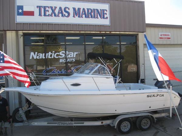 Sea Fox 230 Walkaround