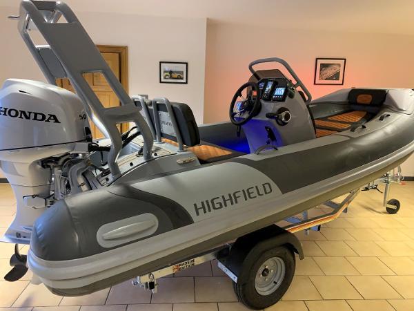 Highfield 390 Sport