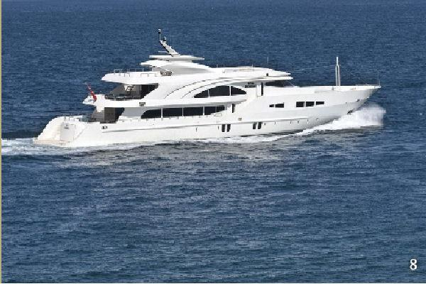 Miss Tor Yacht Custom 170