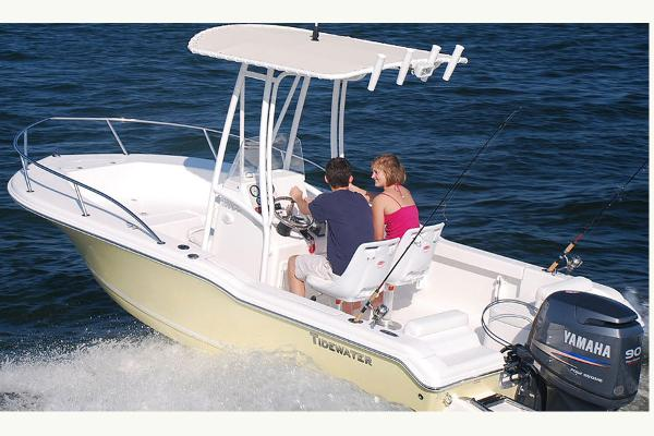 Tidewater Boats 180 Adventure Cc Manufacturer Provided Image