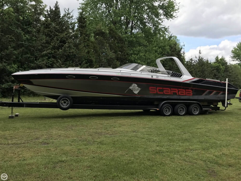 Scarab 400 1985 Scarab 400 for sale in Holland, OH
