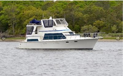 Novatec Motor Yacht