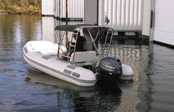 Caribe Rigid Inflatable