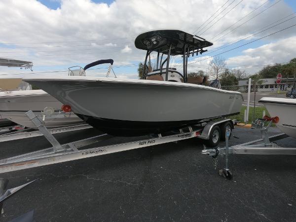Sea Pro 219 CC Deep V