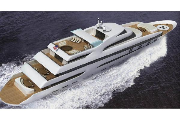 Miss Tor Yacht Custom 230