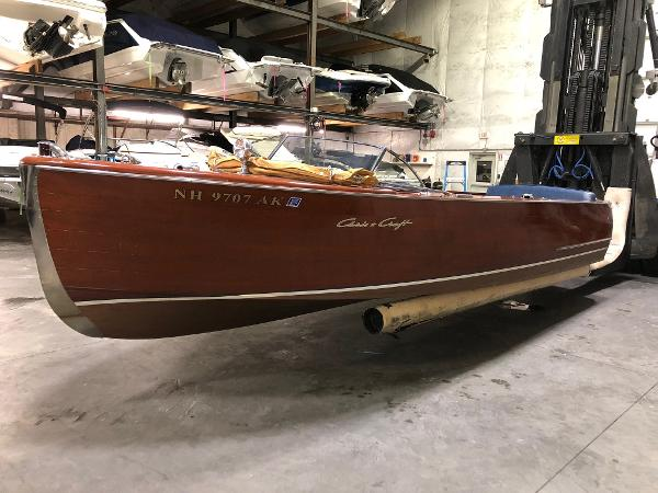 Chris-Craft 22 Sportsman