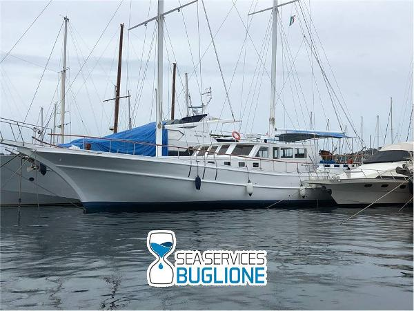 Custom Turkish Gulet Ketch 23