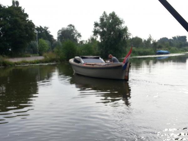 Pieterman 820 Cabin