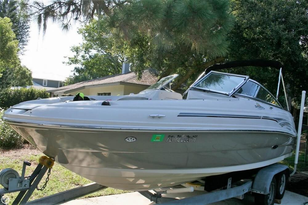 Sea Ray 200 Sundeck 2006 Sea Ray SunDeck 200 for sale in Sarasota, FL