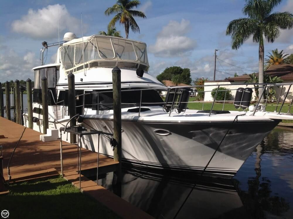 Symbol Yachts 51 Yacht Fish 1987 Symbol 51 Yacht Fish for sale in Fort Myers, FL