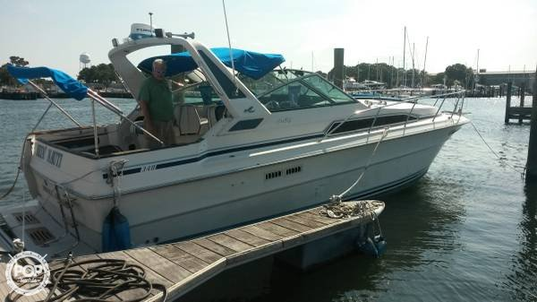 Sea Ray 340 Express Cruiser 1988 Sea Ray 340 EC for sale in Norfolk, VA