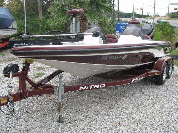 Tracker Nitro 901CDX
