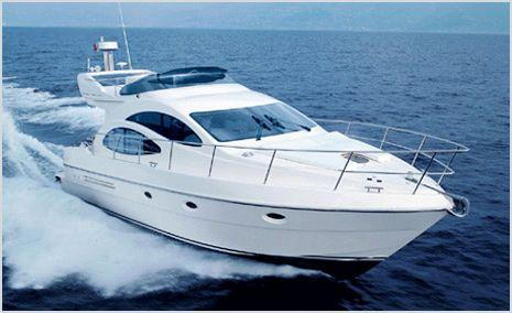 Azimut 42E Manufacturer Provided Image: Azimut 42