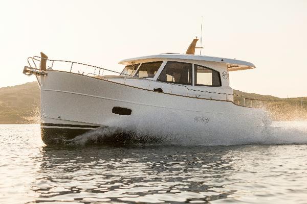 Sasga Yachts Menorquin 34 Sasga Minorchino