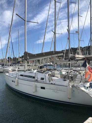 Beneteau Oceanis Clipper 423 IMG_1539 - Copie