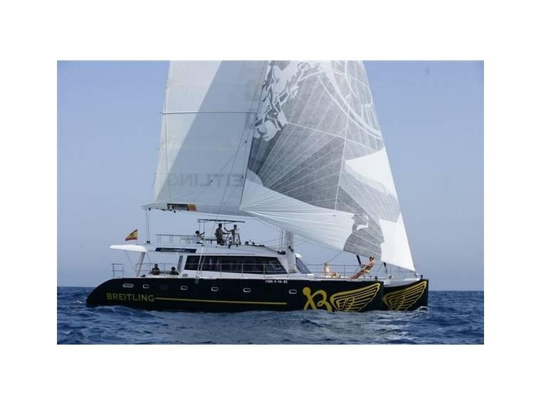 Sunreef Sunreef 62 sailing