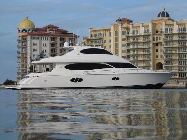 LAZZARA YACHTS 2009 Motor Yacht Profile
