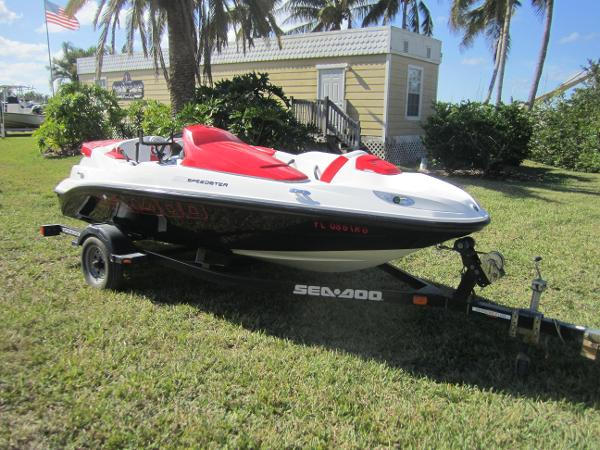 Sea-Doo Sport Boats 150 Speedster