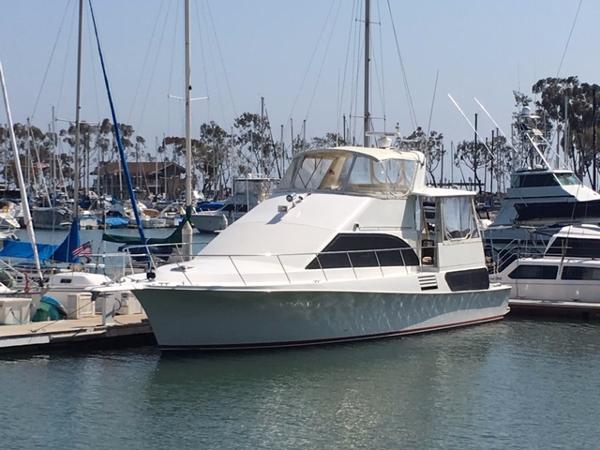 Ocean Yachts 48 CMY
