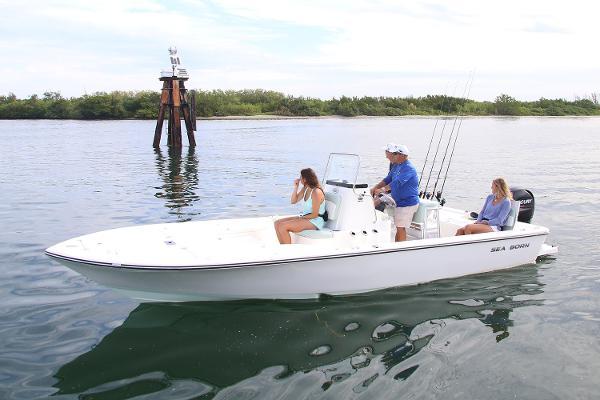 Sea Born FX22 Bay Manufacturer Provided Image