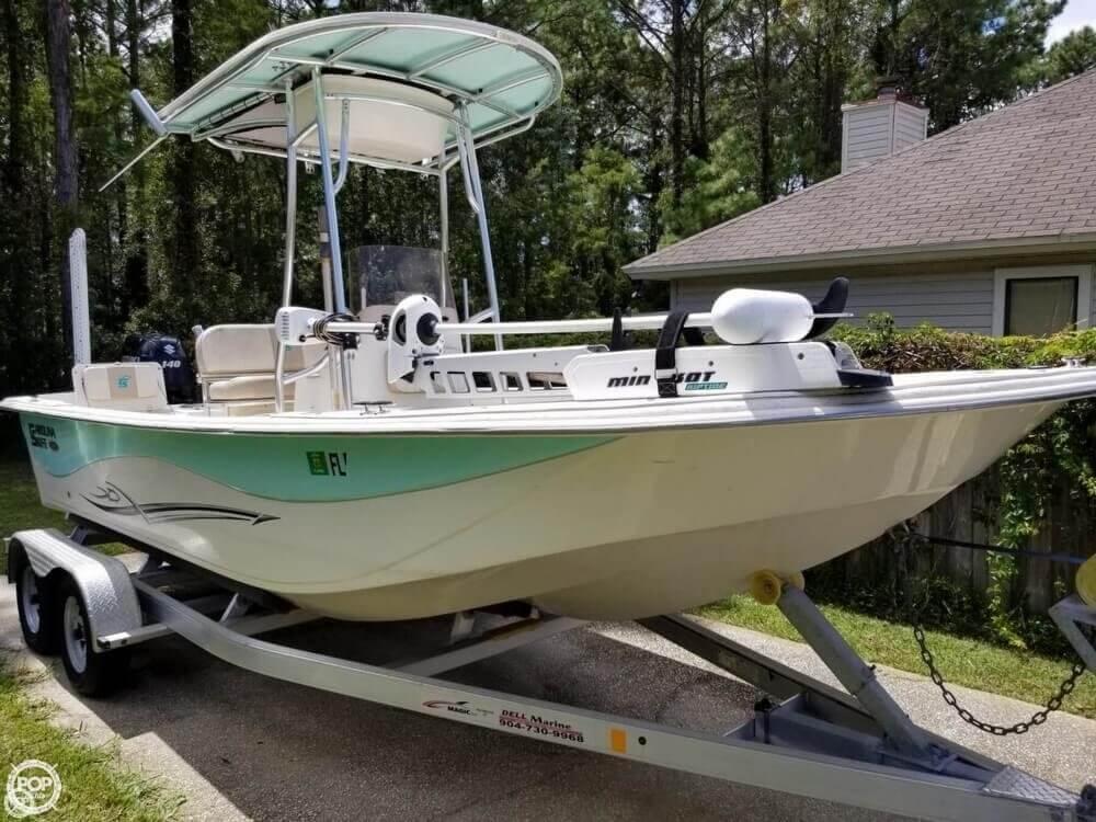 Carolina Skiff 218 DLV 2016 Carolina Skiff 218 DLV for sale in Jacksonville, FL