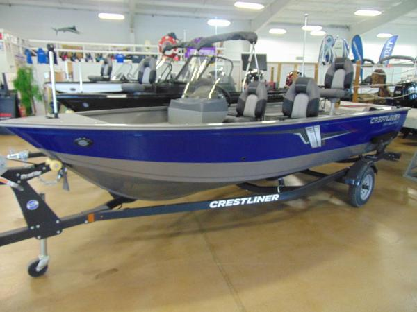 Crestliner 1650 Discovery Side Console