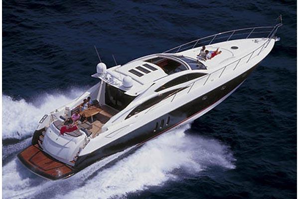 Sunseeker Predator 72 Sailing