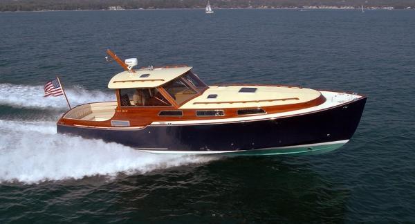 Van Dam Starboard profile
