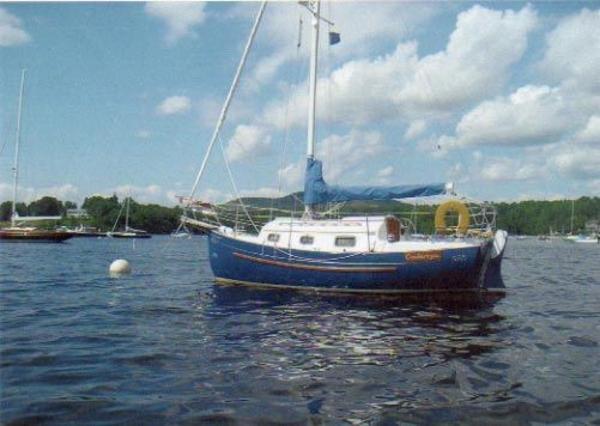 Pacific Seacraft Flicka Sister Ship