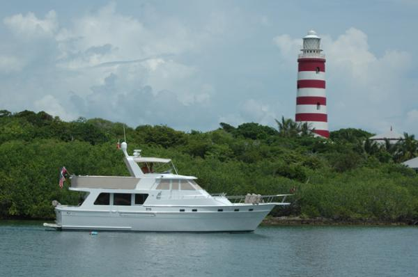 Angel Med Yacht Raised Pilothouse Profile
