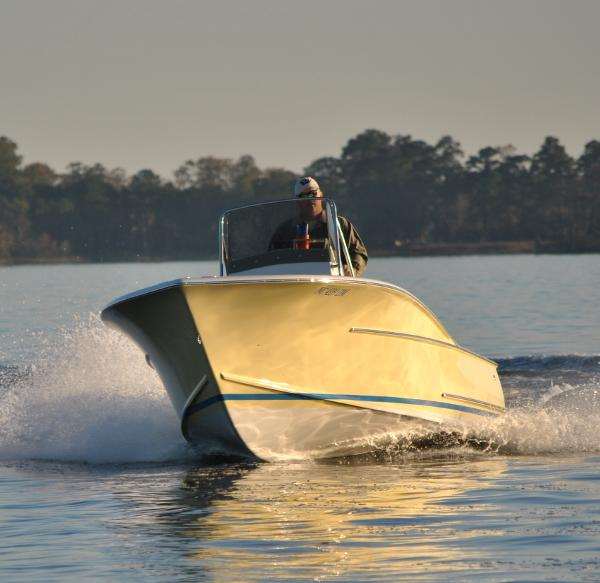Custom Carolina Hudson 20 Center Console