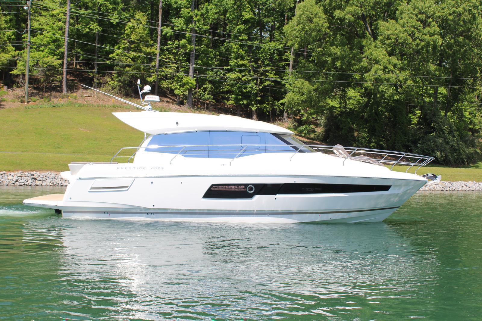 Prestige Yachts 460 S
