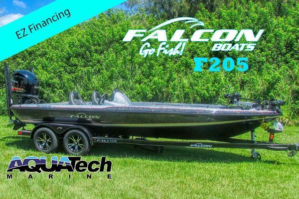 Falcon Boats F205