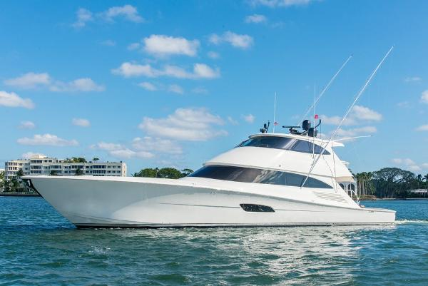 Viking 92 Convertible Miss Moneypenny