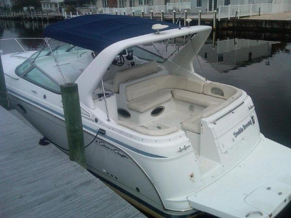 Chris-Craft 308 Express Cruiser Profile 1