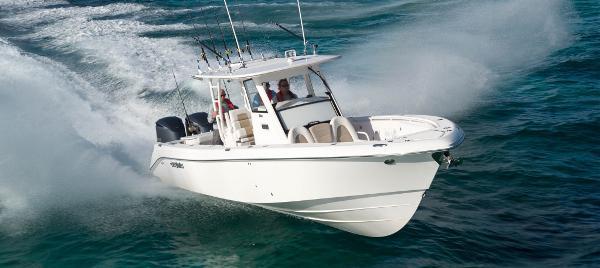 Everglades Boats 35 CC