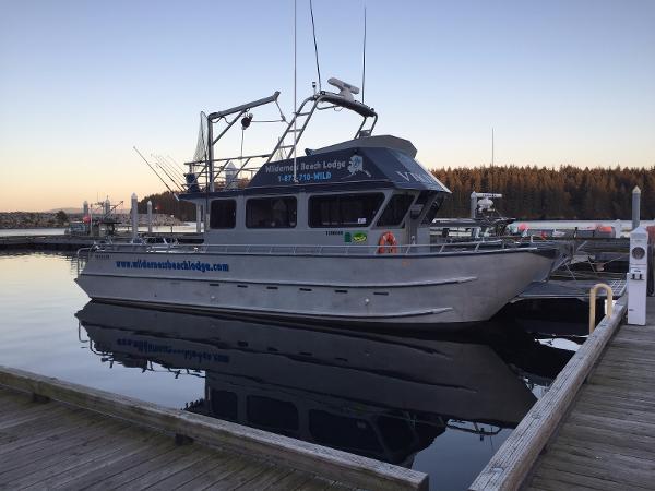 Maxweld Catamaran Lander